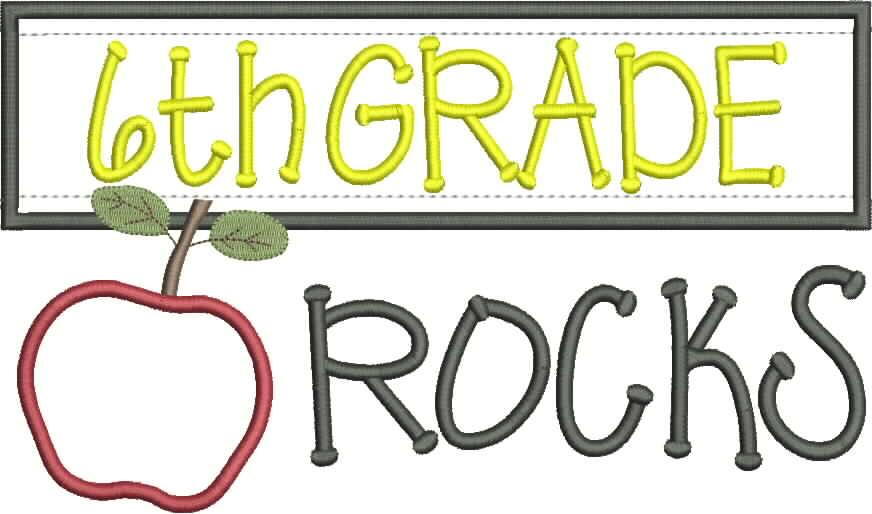 6th Grade Rocks | Megan's Mysteries |Sixth Grade Rocks